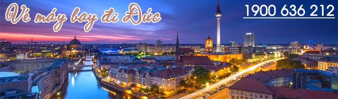 Kinh Nghiệm Mua Vé Máy Bay Giá Rẻ đi Đức