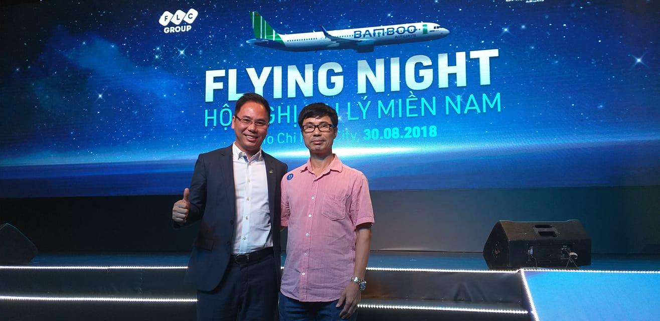 Mở đại lý Bamboo Airways