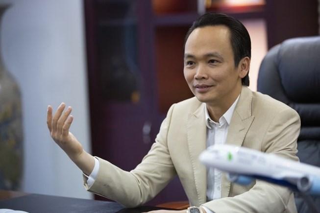 Ông Trịnh Văn Quyết sẽ trực tiếp lên nắm quyền điều hành tại Bamboo Airways từ ngày 4/3. Ảnh: FLC.