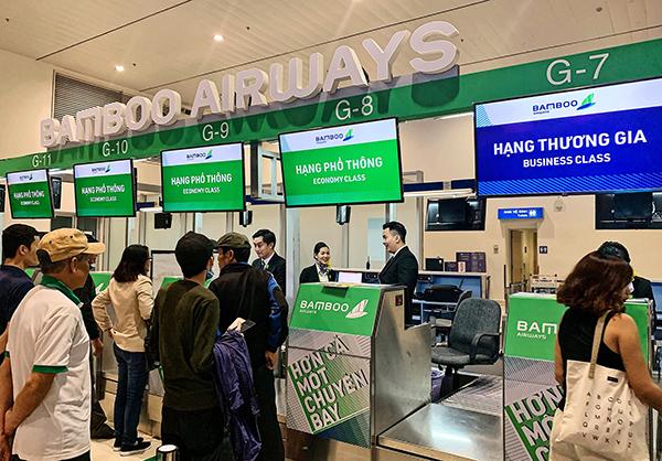 Lưu ý khi ngừng phát thanh tại sân bay Tân Sơn Nhất