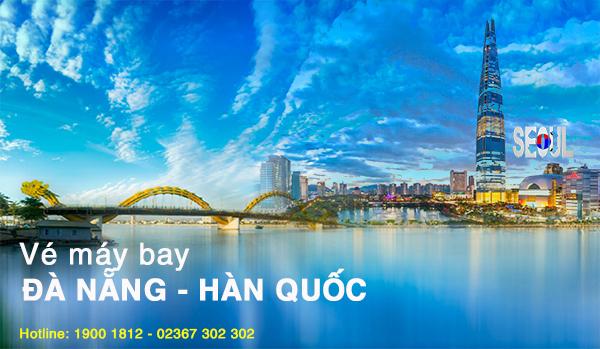 Vé máy bay Đà Nẵng đi Hàn Quốc của Bamboo Airways