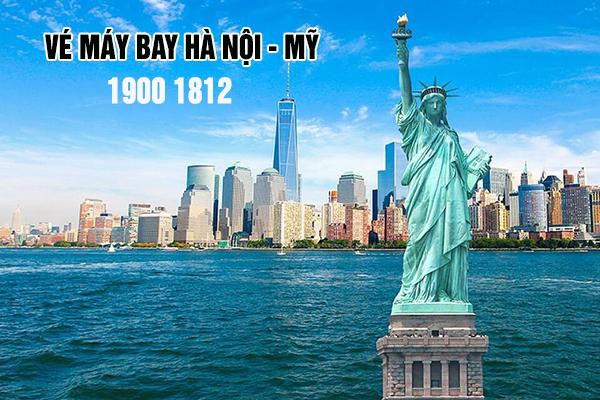 Vé máy bay Hà Nội đi Mỹ của Bamboo Airways